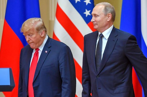 This Is How Vladimir Putin Owned Donald Trump