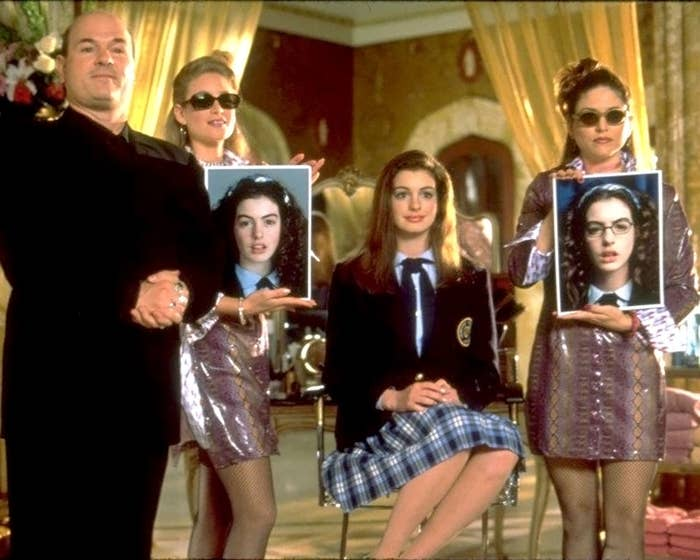 25 Burning Questions I Have After Watching The Princess Diaries For The First Time As An Adult