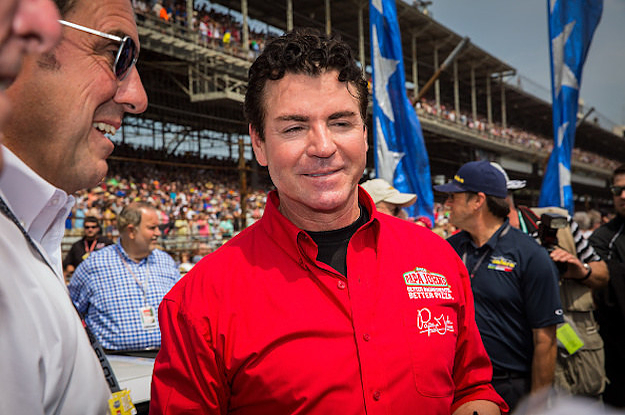 The Founder Of Papa Johns Said Resigning After...