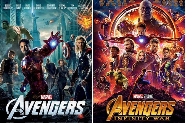 50cd3fa5ca503 How To Watch Every Marvel Cinematic Universe Movie In Chronological Order