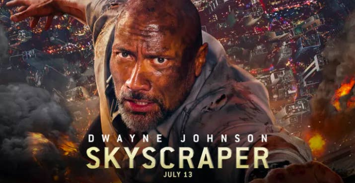 the rock s new movie has sparked a debate about disability