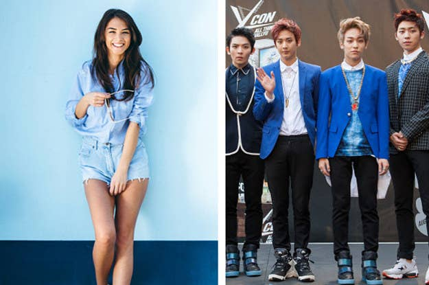 Start Your Own K-Pop Group And We'll Reveal If Your Group