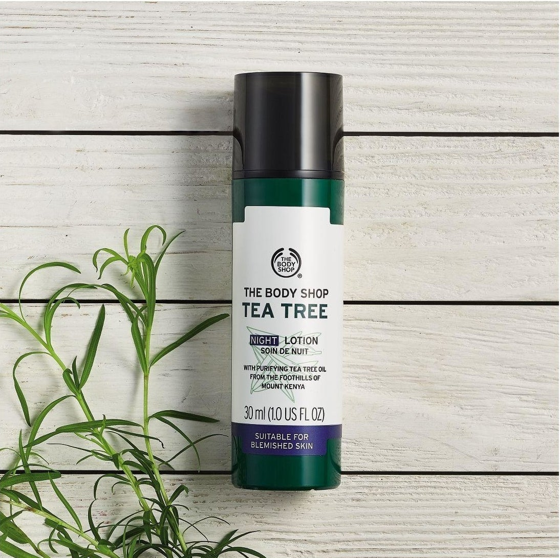 """It's also vegan and cruelty-free!Promising review: """"I have sensitive, combination skin with dark acne scarring and a few craters. Plus, I've been getting a lot of cystic acne on my cheekbone and temples. When I started using this at night, the cystic acne swelling started to go down! The best part is that the rough patches on my face feel so much softer, the craters feel smoother, and the more oily parts of my face are well-balanced. I have been repurchasing this for three years!"""" —PortiaGet it from Amazon for 16.81."""