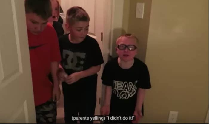 Parents Who Were Charged With Child Neglect For Pranking Their Kids On Youtube Are Still Making Videos With Their Children