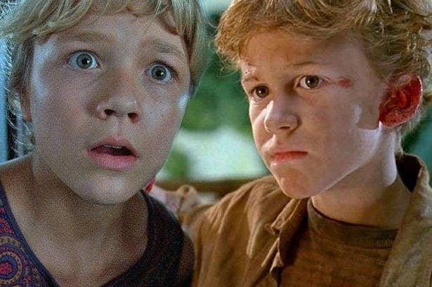 This Is What The Kids From Jurassic Park Look Like And Are Up To