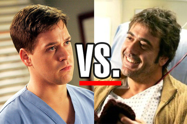 """Which Deceased """"Grey's Anatomy"""" Characters Would You Save?"""