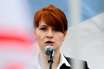 Prosecutors Say Accused Russian Agent Maria Butina Appeared To Have Ties To Russian Intelligence