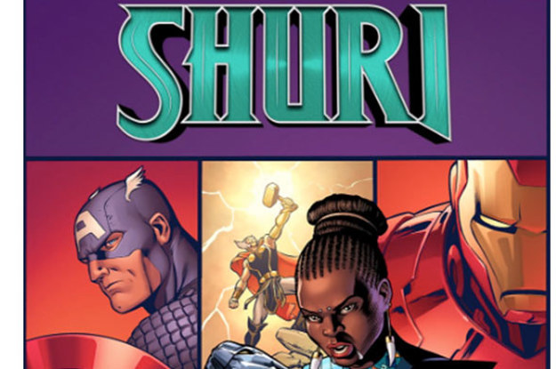 Shuri From Black Panther Is Finally Getting The Attention She Deserves With Her Own Comic Book