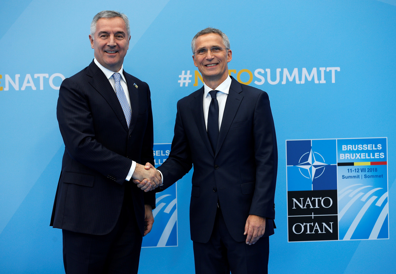 It's quite the treatment for a country that opted to side with NATO and the EU over Russia, which reportedly supported a  foiled coup plot  against Montenegro President Milo Djukanovic in 2016.