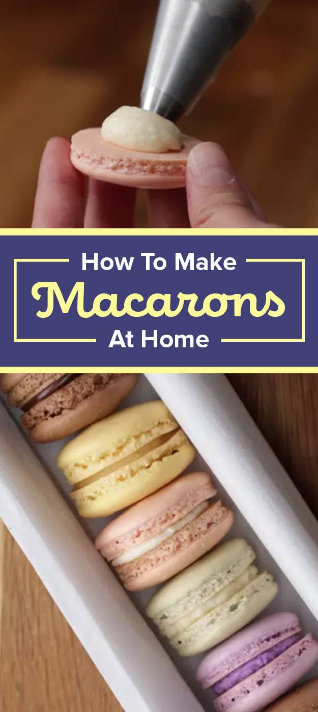 Here S How To Make The Best Macarons At Home