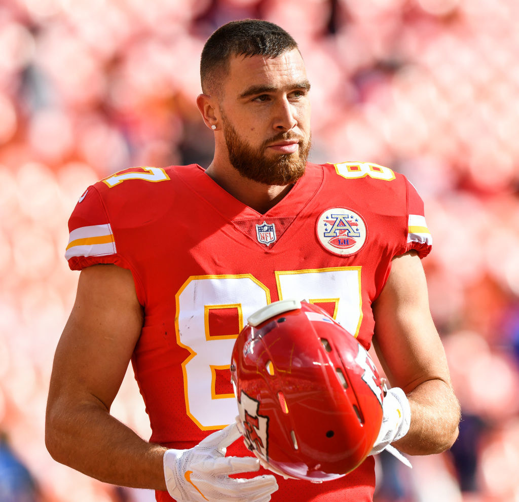 Feed Me Nfl: Travis Kelce Might Just Be One Of The Sexiest NFL Players