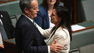 Bill Shorten Claims He Didn't Know Labor MP Emma Husar Was Under Investigation Over Allegations Of Workplace Bullying