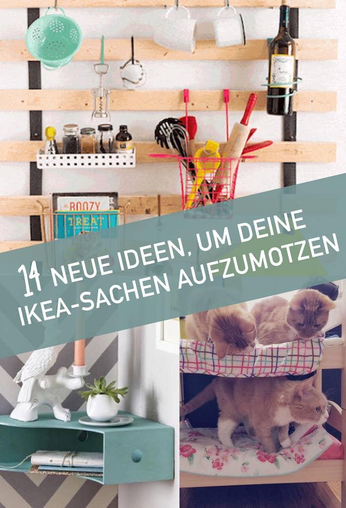 14 Ikea-Hacks, um noch mehr aus deinen Zimmern zu machen