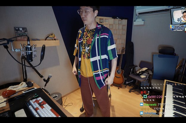 This Korean Guy Covered Country Roads For His...