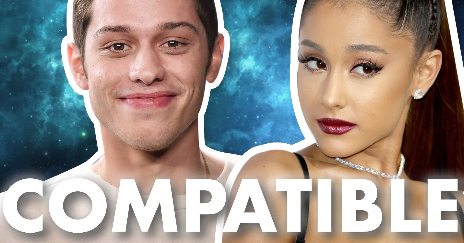 Buzzffed Best Of Ariana Grande: We Asked An Astrologer About Pete Davidson And Ariana