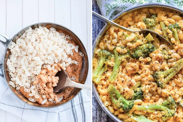 16 Decadent Pasta Dishes That Don't Contain Dairy
