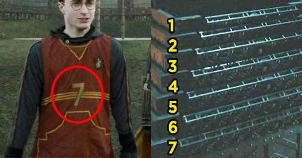 """19 Details aus den """"Harry Potter""""-Filmen, die dir vielleicht noch nicht aufgefallen sind"""