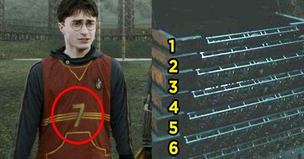 """19 detalles de las películas de 'Harry Potter' que harán que digas: """"¿Cómo no me he fijado en eso?"""""""