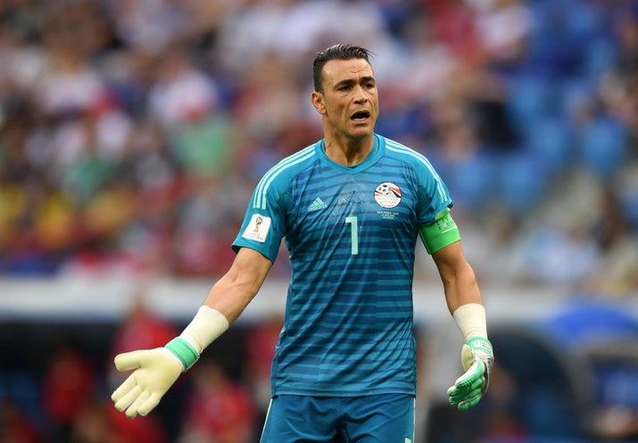 At 45 years and 161 days, El-Hadary became the oldest player in World Cup history when he played against Saudi Arabia in 2018.