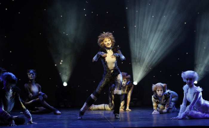 Other wonderfully named characters include Grizabella, Skimbleshanks, and Rum Tum Tugger.