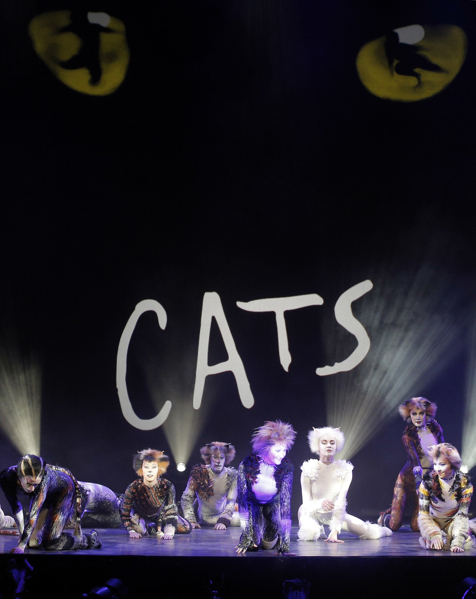 The fourth-longest running show on Broadway, Cats also ran for a staggering 21 years in London.