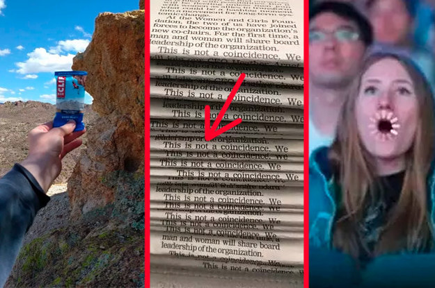 "17 Shocking Coincidences That Will Make You Say, ""What Are The Chances?"""