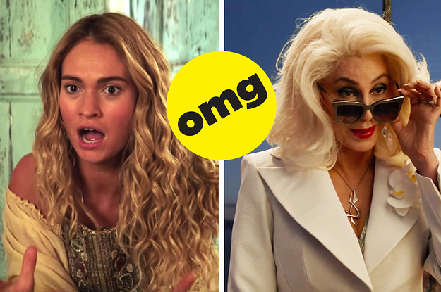 "18 Little Facts You Need To Know About ""Mamma Mia: Here We Go Again"""