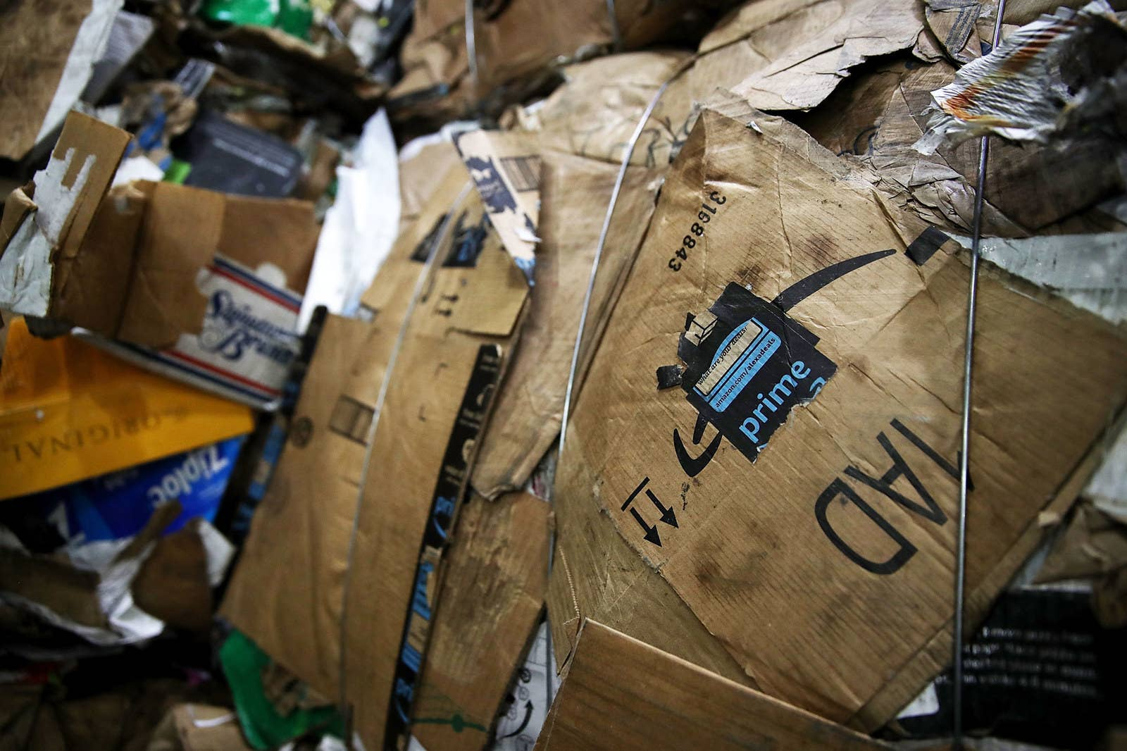 The Hidden Environmental Cost of Amazon Prime's Free, Fast Shipping