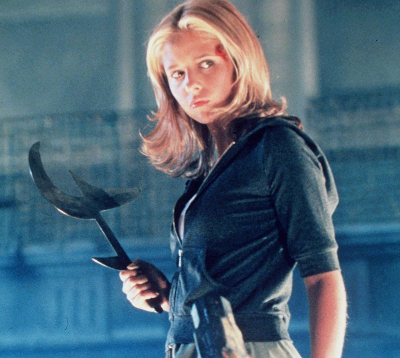 To be clear, this  Buffy  reboot still has many hurdles to clear before becoming a reality: There's no script, there's no network or streaming service attached to distribute it, and there are no actors signed on to star in it.