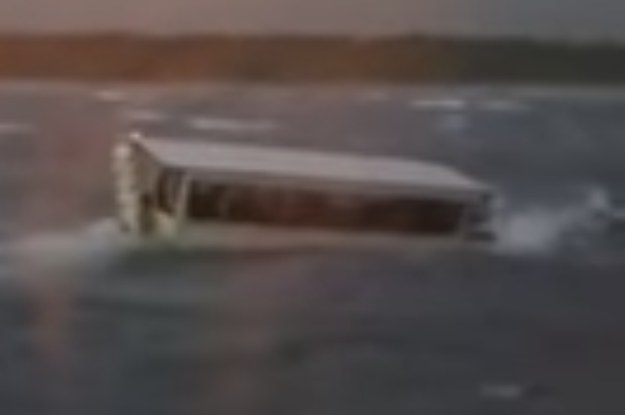 At Least 11 People Are Dead After A Tourist Boat Capsized In Missouri