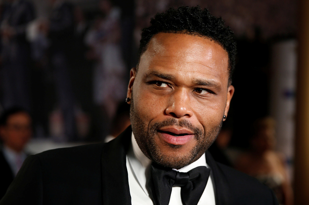 Anthony Anderson Is Being Investigated By Los Angeles Police But He Denies Any Wrongdoing