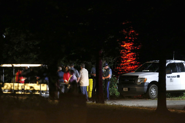 At Least 13 People Are Dead After A Tourist Boat Capsized In Missouri