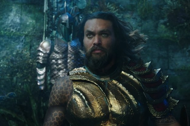 "The First ""Aquaman"" Trailer Dropped At Comic-Con And It's A Wet Hot Adventure"