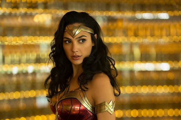 Heres What We Learned And Saw At The Wonder Woman 1984 Comic-Con Panel