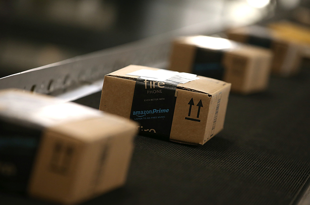 Free Two-Day Shipping Hurts The Planet. Here's What You Can Do About It.