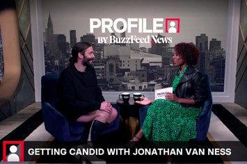 Jonathan Van Ness Opens Up About Trump, That Trans Episode Of QE, And Trying To Be Butch