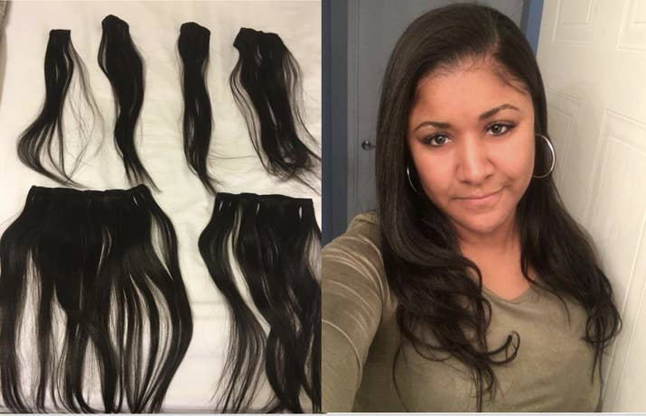 13 Of The Best Hair Extensions You Can Get On Amazon