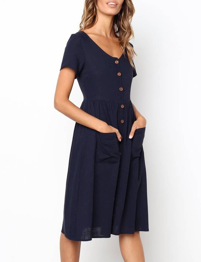 d09aab02e27d Promising review   quot It  x27 s a very light and comfortable dress.