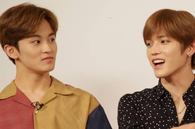 NCT 127 Revealed Who's The Most Good-Looking Member, And So