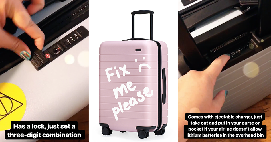 933954df3d5f4 I Tried That Away Luggage All Over Instagram And Here s What Happened