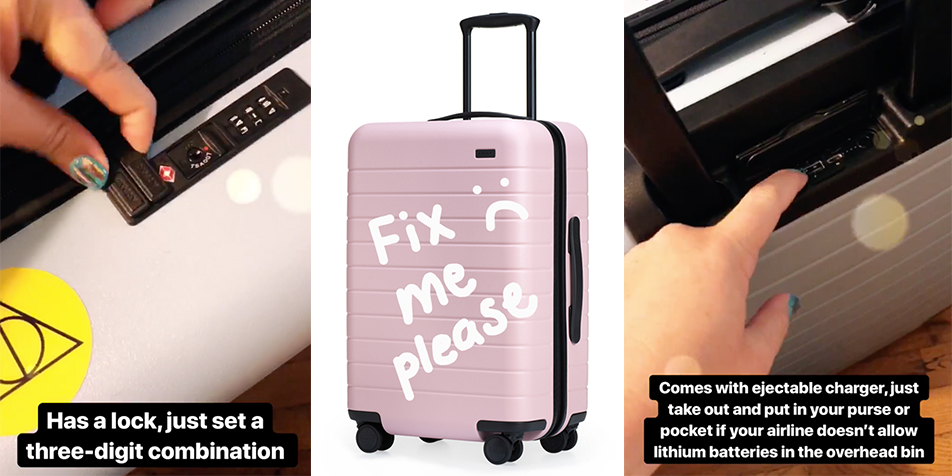 I Tried That Away Luggage All Over Instagram And Here s What Happened c4be8b2789b06