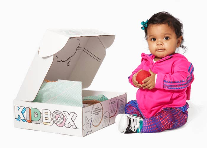 21 Subscription Boxes That Will Make Life With Your Baby Easier