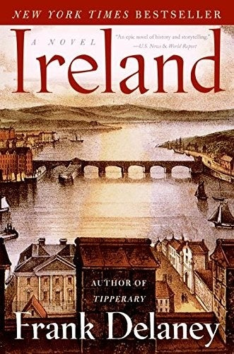 """""""This book made me love Ireland and its history. It told hauntingly beautiful Celtic tales all while weaving them into the protagonist's search for a storyteller who visited him when he was a child. It's such a good read that just makes you want to visit Ireland and see the places where the stories take place.""""—kathrynw476d34a64Get it from Amazon for$10.42, Barnes & Noble for$11.60, or a local bookseller through Indieboundhere."""