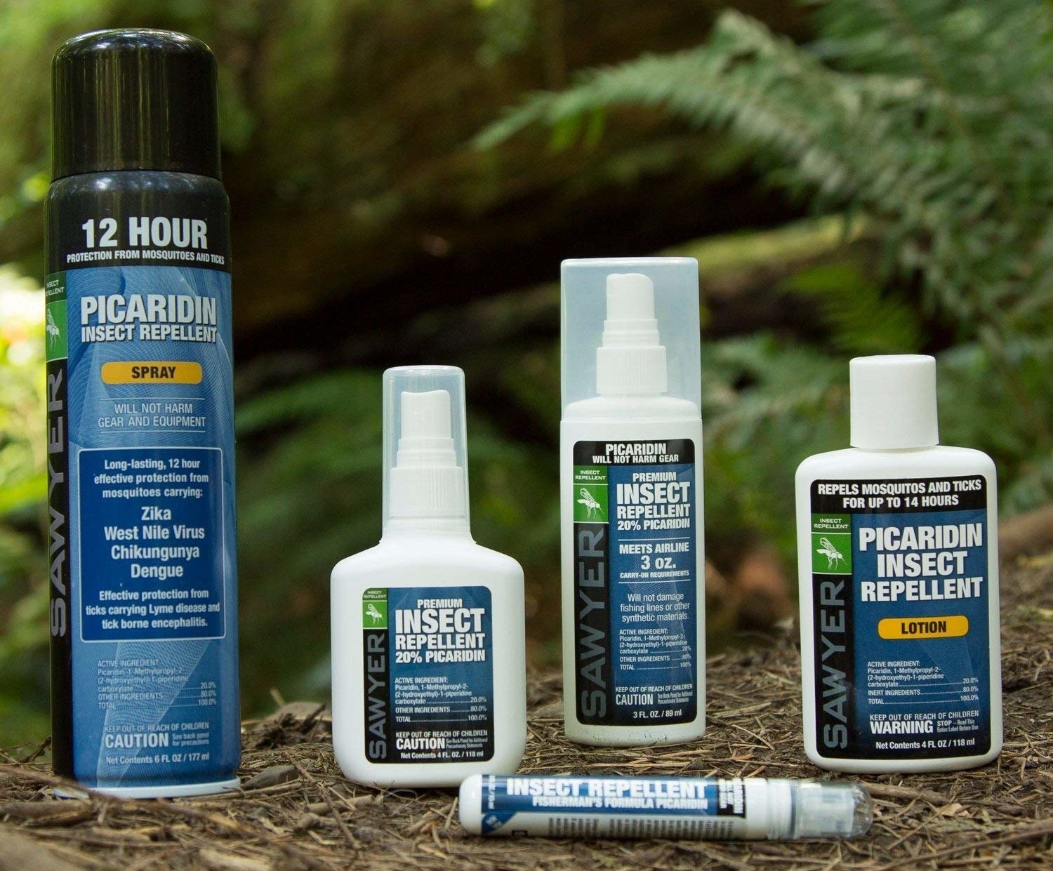 """It's made with picaridin, a super effective repellent that's less harsh than DEET and works better against some bugs, like flies.Promising review: """"This stuff is FANTASTIC! We took it on a long, wet canoe trip through the Adirondack mountains (which are notorious for bad insects) and it worked better than anything we've ever used before including DEET (which I hate using, hate having on my skin, and hate damaging all my gear with!). On the first day, I applied this lotion like sunscreen to every bit of exposed skin and noticed that I seemed instantly invisible to the mosquitoes. They were everywhere and would sometimes even land, but never bit AT ALL. The lotion smelled kind of pleasantly like Elmer's glue when it was wet and then quickly dried and had no smell at all. The bottle said to reapply after 14 hours but I didn't. About halfway through the second day, I went swimming. As soon as I got out of the water I was absolutely swarmed! The lotion had lasted for about 36 hours and then only washed off when I swam. I applied more lotion and the mosquitoes instantly DISAPPEARED!"""" —John VeeGet four ounces of the lotion from Amazon for $8.07 (also available in nine other sizes and as a spray)."""
