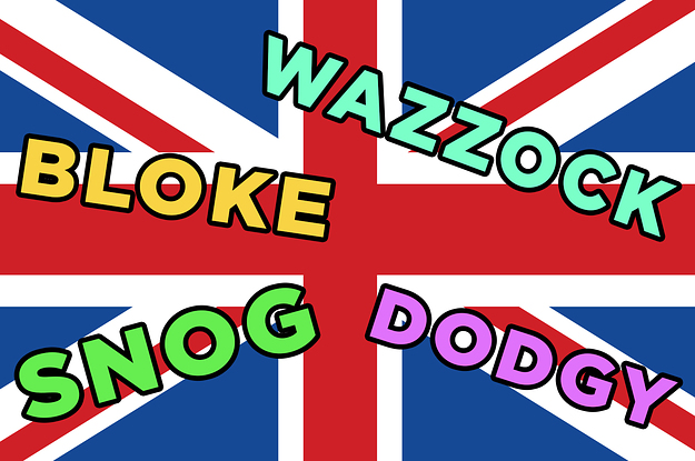 How Well Do You Know British Slang?