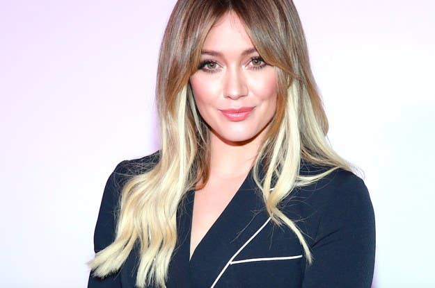 Hilary Duff Shared A Touching Video From Her Water Birth And