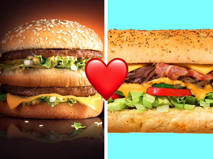 Order Some Fast Food, And We'll Reveal What Your Crush Likes