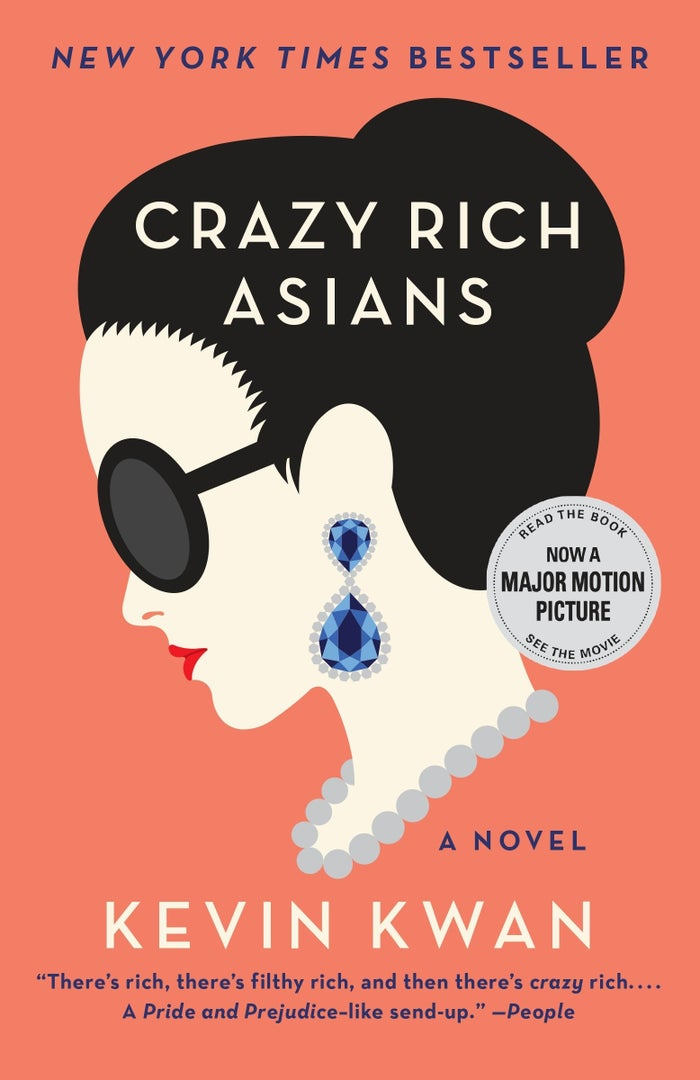 """""""Honestly, this book is just so fun and juicy and extravagant that it makes you want to book the next flight to Singapore! Of course, basically none of us will ever be as wealthy as the Young family in the book, so reading Crazy Rich Asians and soaking in all of its rich description of Singapore makes you feel, even for a minute, that you're there living that opulent life, too."""" –Ciera VelardeGet it from Amazon for$9.60, Barnes & Noble for$10.27, or a local bookseller through Indieboundhere."""