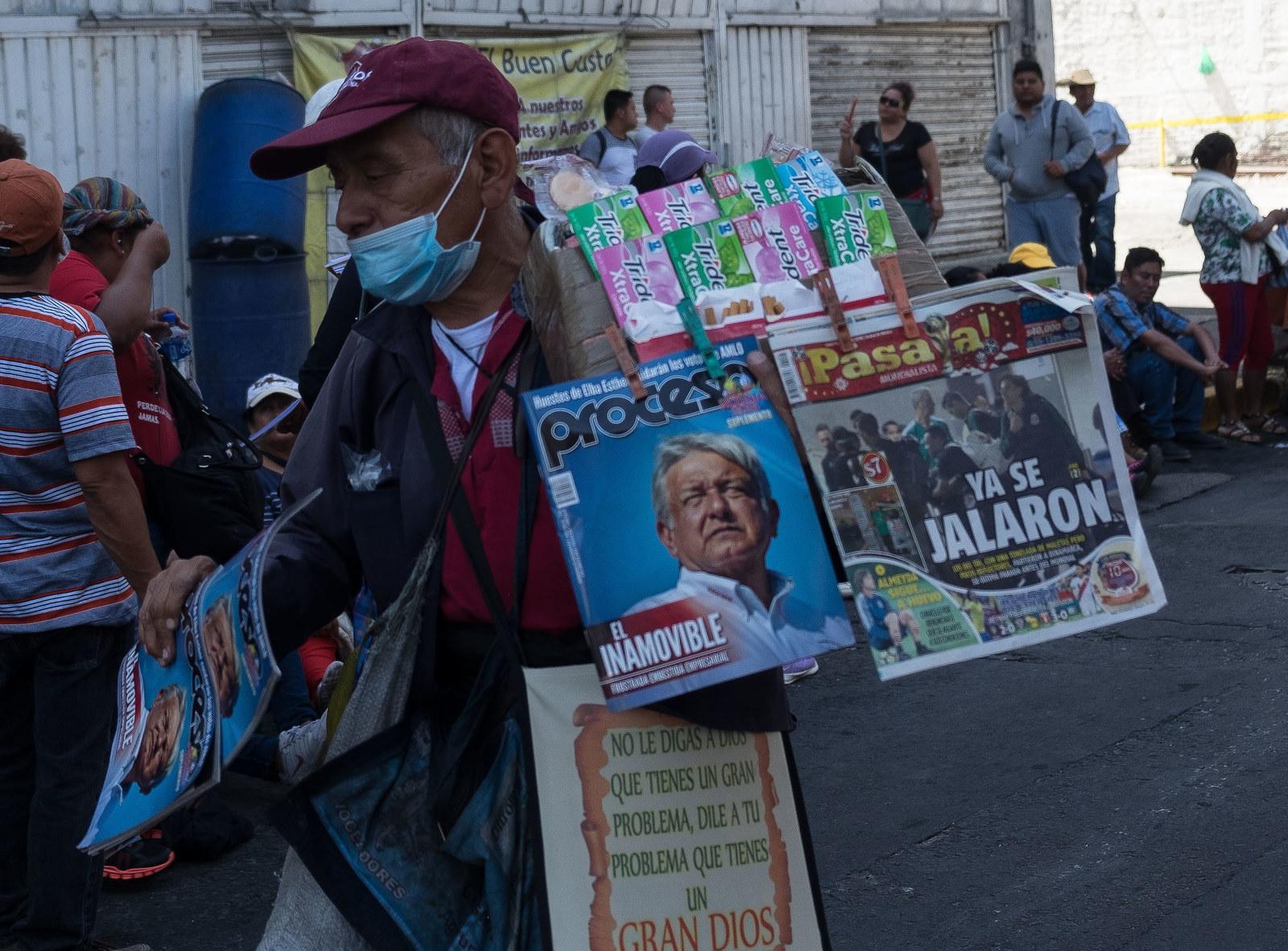 La publicidad oficial es apenas una parte del problema de control de los medios en México, en Buzzfeed News México