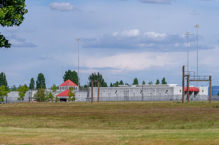 The Sheridan Federal Correctional Institution in Sheridan, Oregon.
